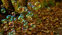 Don't burst your bubble just because someone else chose a different one